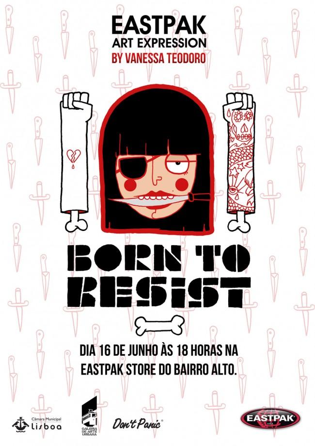 Born to Resist (5)