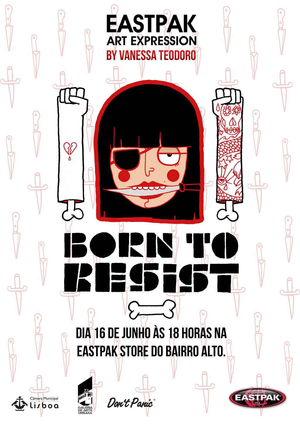 Born to Resist (5)
