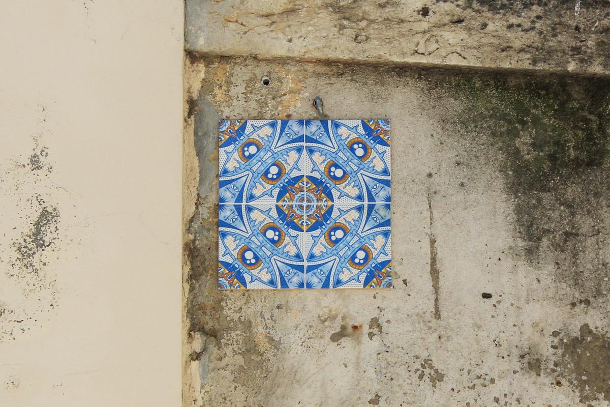 Portuguese Tiles (1)