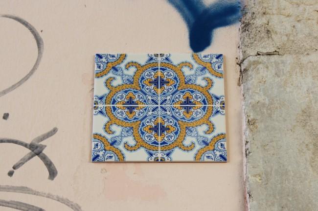 Portuguese Tiles (2)