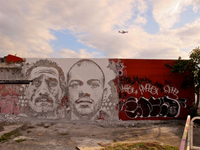 Vhils in Miami (3)
