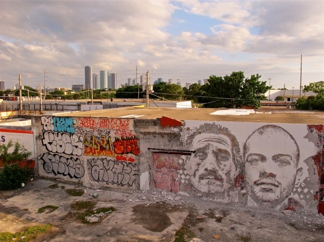 Vhils in Miami (4)