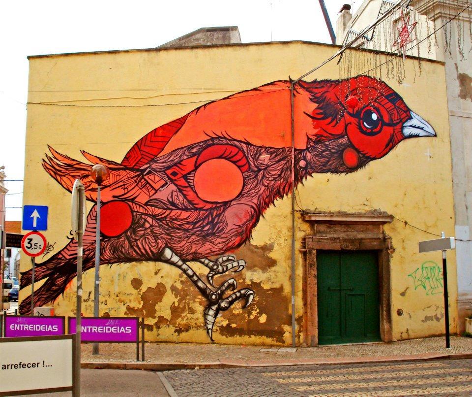 Bird by 2-hands