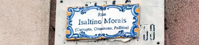 Isaltino Morais street