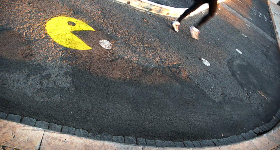 Pacman by Pantónio (2)