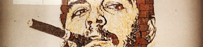 Che by Vhils