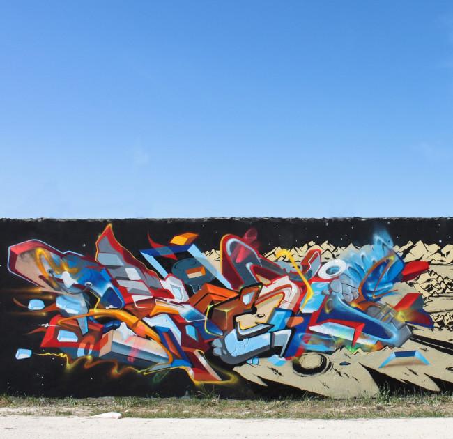Stick2Target – Street Art