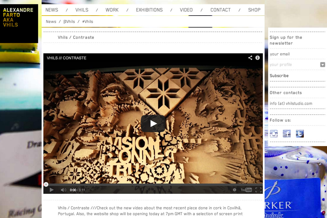 vhils_website