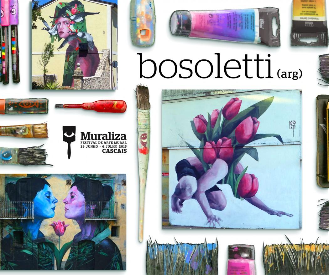 MURALIZA 2015 - 5 _ artista - BOSOLETTI