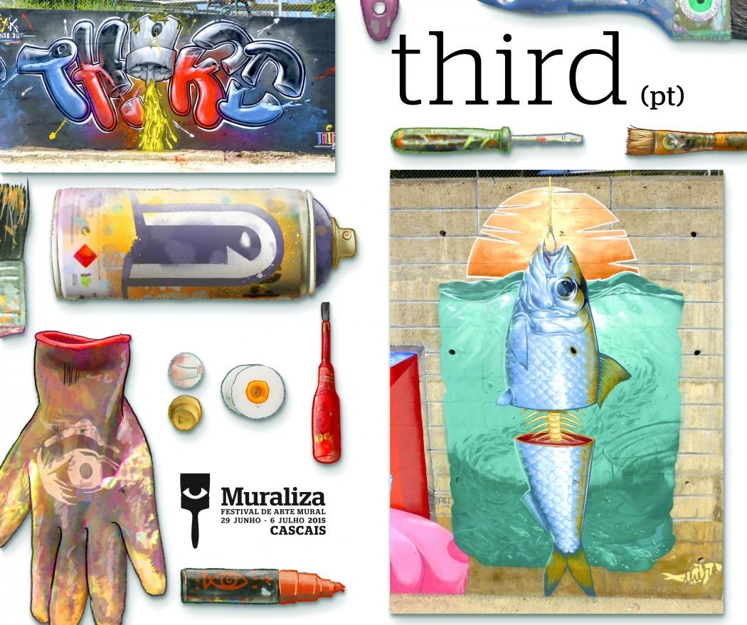 MURALIZA 2015 - 7 _ artista - THIRD