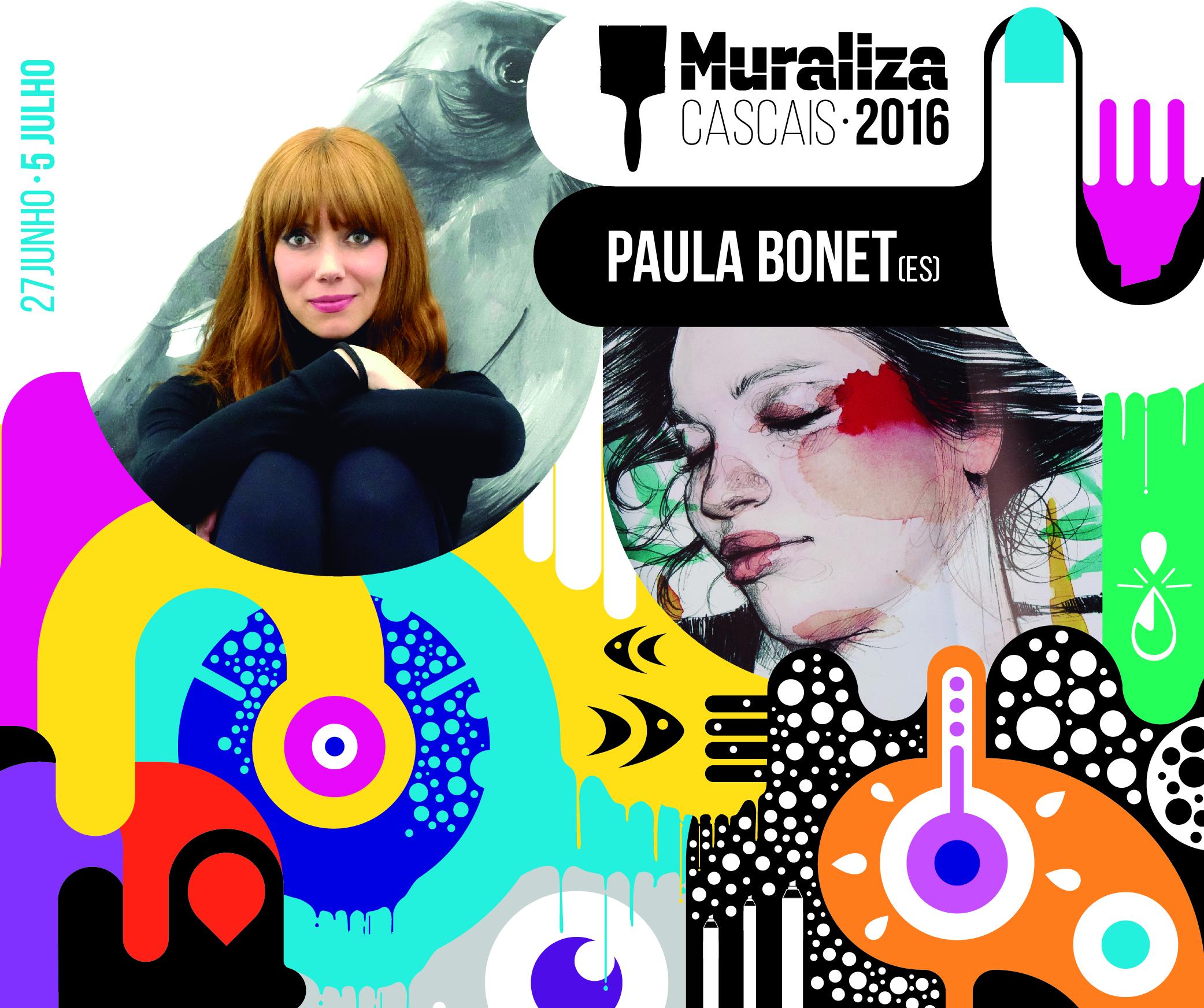 MURALIZA 2016 - 04 _ Paula Bonet