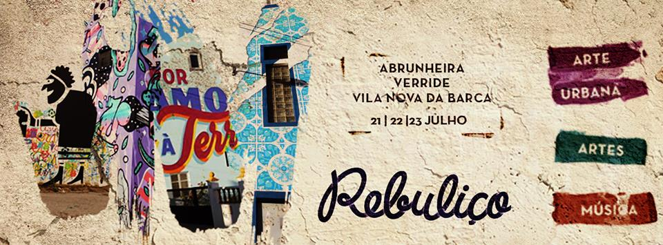 Rebuliço Festival | Arts in a Rural Context 2017 Coming