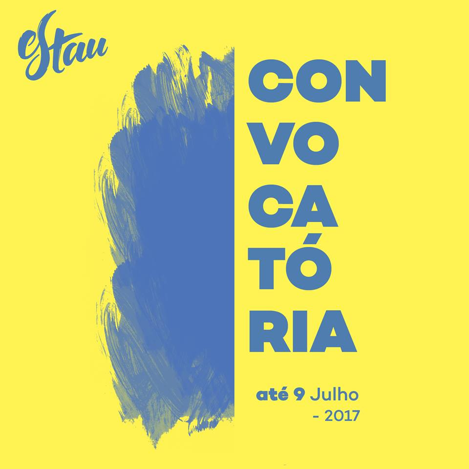 Open Call for Artists: ESTAU | Estarreja Urban Art Festival 2017