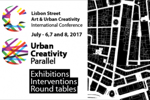 Lisbon Street Art & Urban Creativity International Conference 2017 – Coming