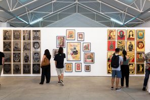 """Printed Matters"" by Shepard Fairey"