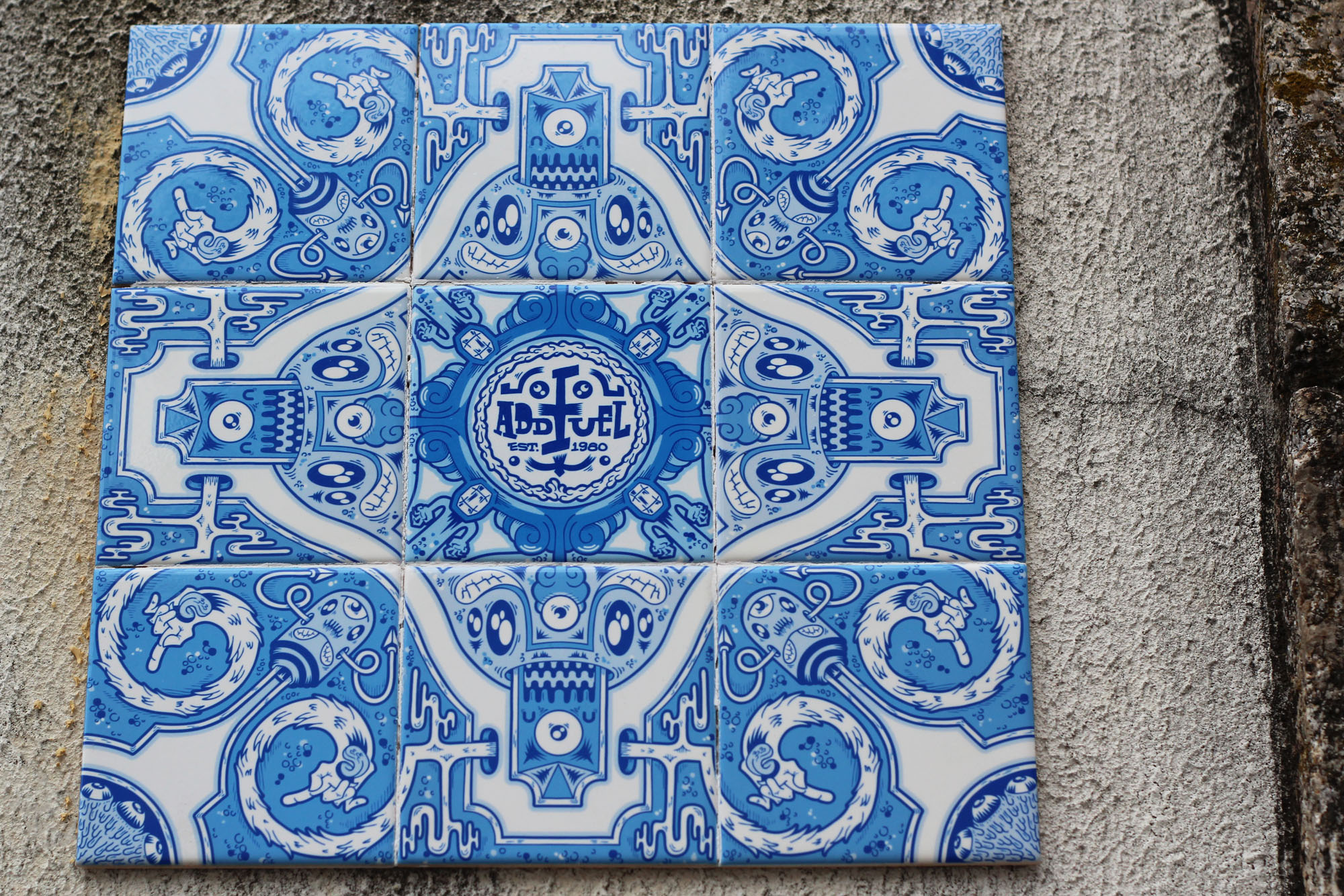 Portuguese tiles by afttf (5)