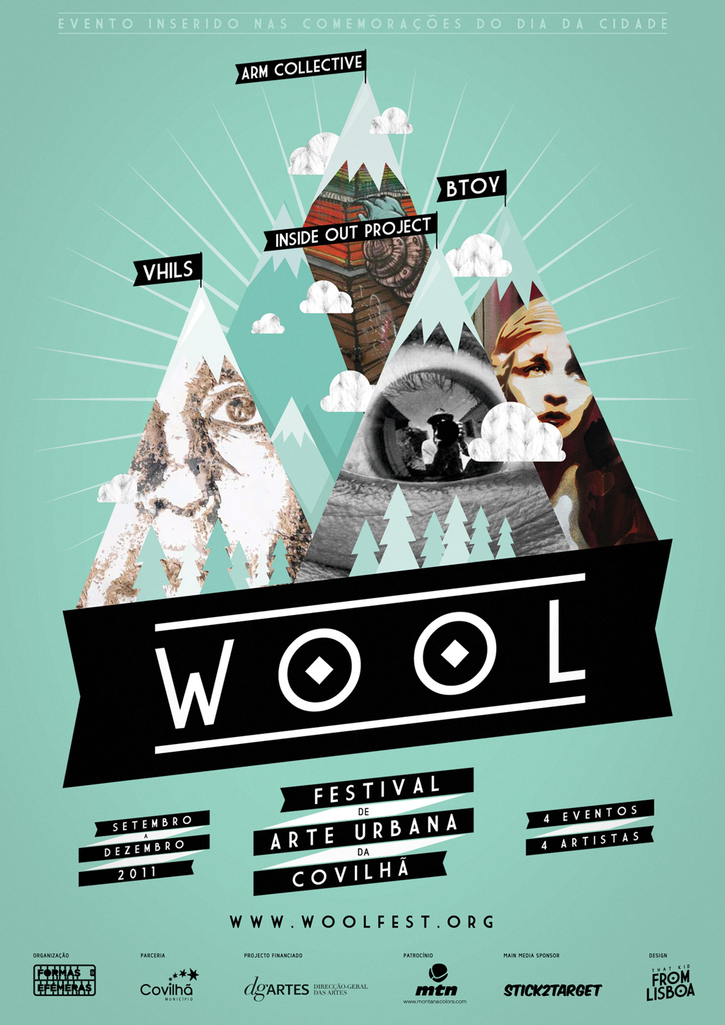 WOOL Poster